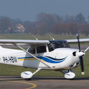 Woop fleet: Cessna 172 Skyhawk