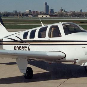 Woop fleet: Beechcraft Bonanza A36