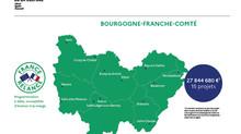 CULTURE- 27 millions d'euros pour des projets culture en Bourgogne-Franche-Comté