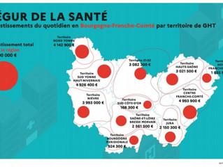 SANTÉ - 31 millions d'euros pour les établissements de santé de la région