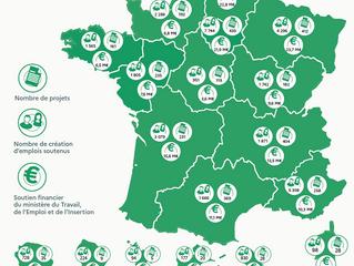 FRANCE RELANCE - 320 millions d'euros pour soutenir l'inclusion et créer 40 000 nouveaux emplois