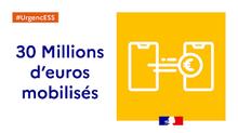 AIDES _ 30 millions d'euros pour les association de l'ESS