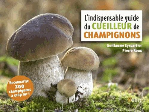 L'indispensable guide du cueilleur de champignons