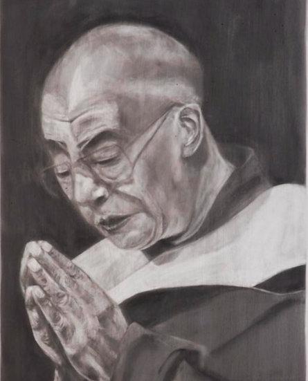 The Dalai Lama Honoring