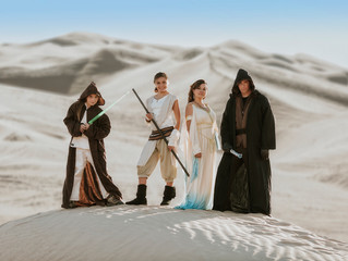 Imperial Sand Dunes Star Wars