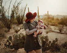 Tucson Family Photographer | Welcome Baby Katherine