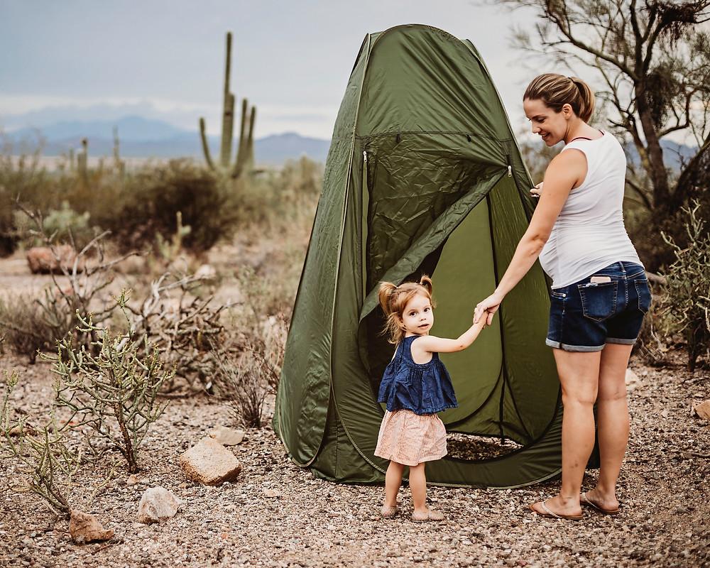 Tucson Family Photographer, Princess Mini