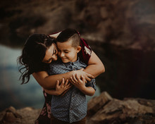 Sonoran Desert Family Session