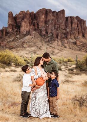 Apache Junction family photographer