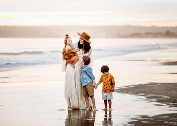 Coronado, CA family photographer