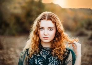 Yuma, AZ senior portrait photographer