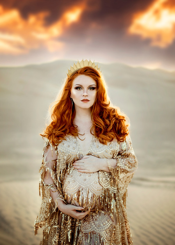 Yuma Arizona maternity photographer