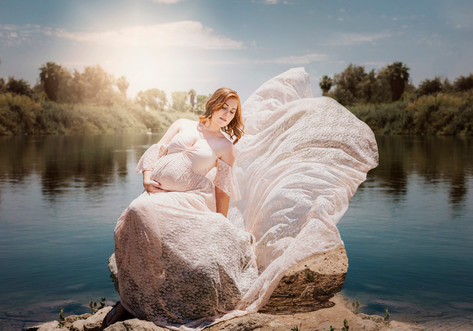Yuma maternity photographer