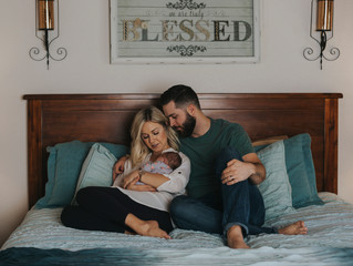 Arrowly's Newborn Lifestyle | Yuma Lifestyle Photographer