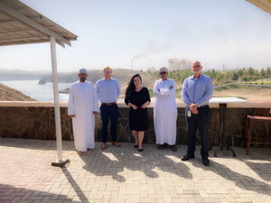 Our first high tech delegation visit to the Sultanate of Oman