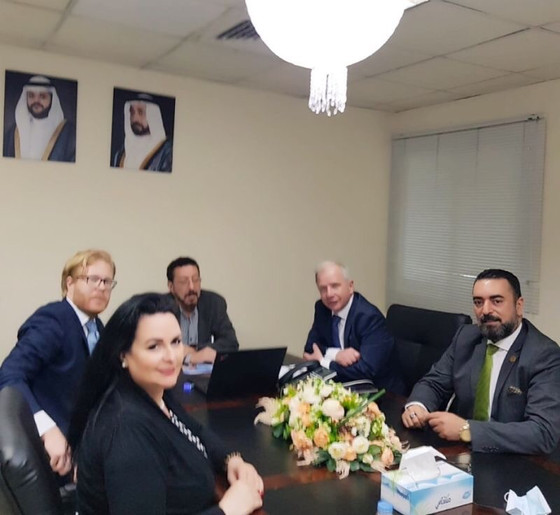 New Swedish co operation with United Arab Emirates and Sharjah