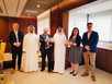 United Arab Emirates. New Swedish High Tech meetings for co operation with Fujairah