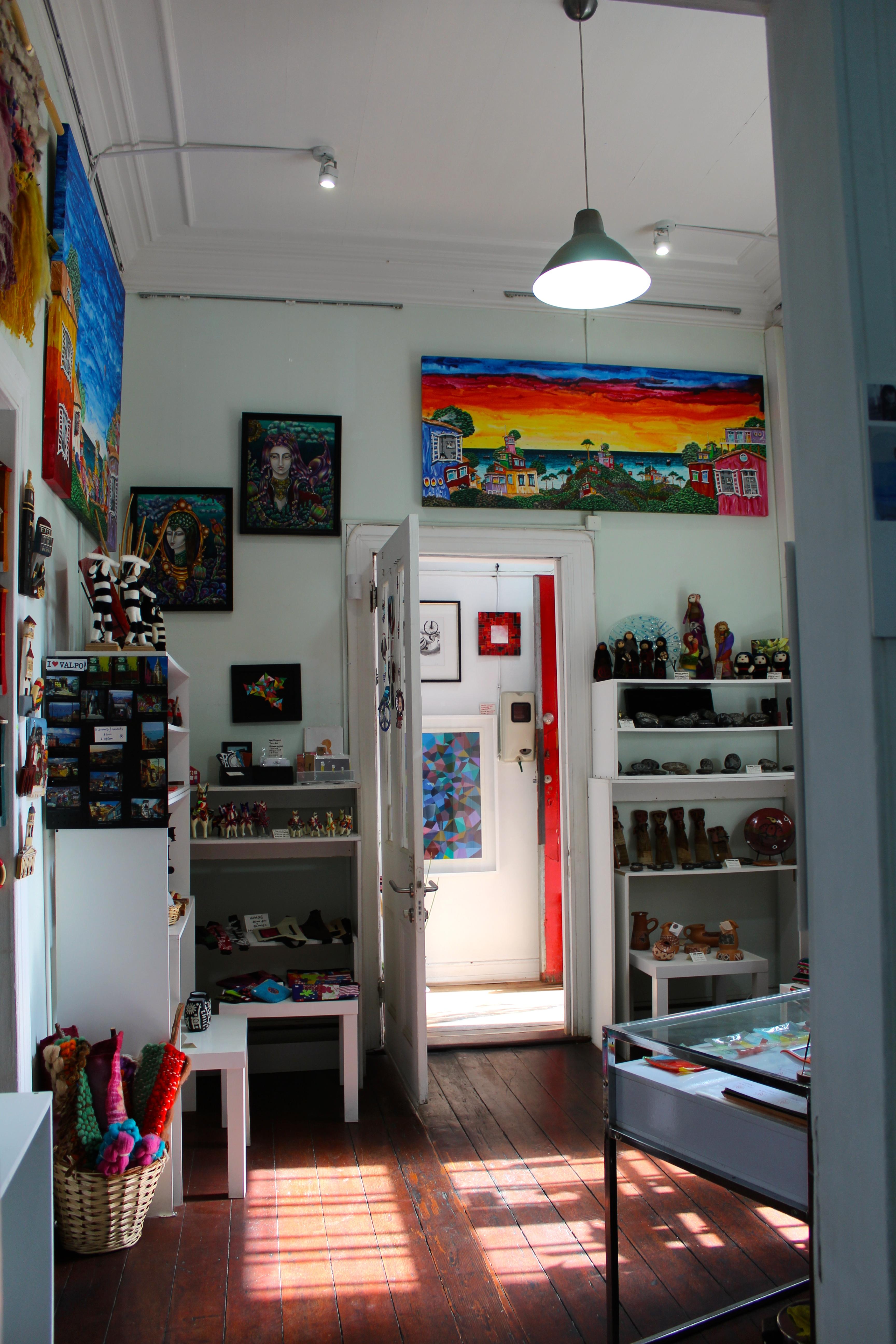 Galeria Espacio Rojo