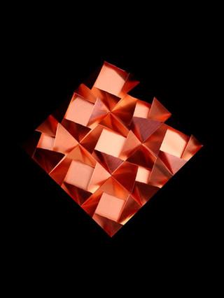 Cinético en cobre 04
