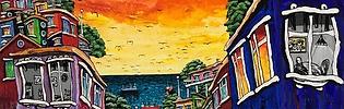 Jorge Oyarzún, Galería de Arte Espacio Rojo, Valparaíso