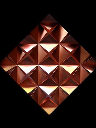 Cinético en cobre 01
