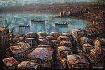 Rodrigo Santiagos, Galería de Arte Espacio Rojo, Valparaíso