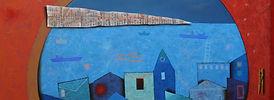 Mauro Carvajal, Galería de Arte Espacio Rojo, Valparaíso