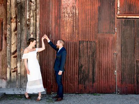 Gwen + Dylan // Bridgeport, CA