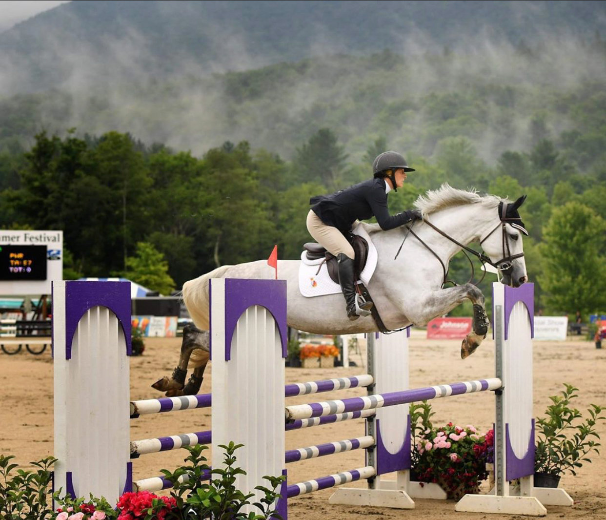 Horse Show Coverage