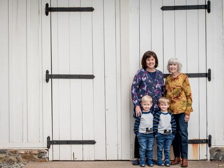 Fields Family // Auburn, CA
