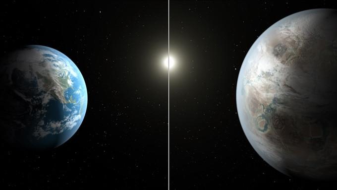 Dünya ve 452B