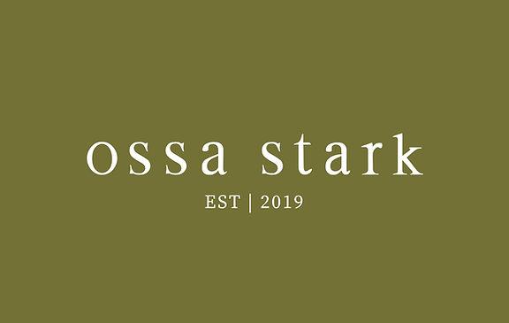 Ossa Stark Type Design