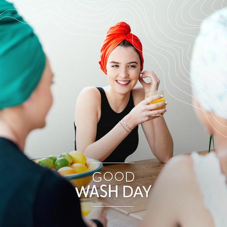Good Wash Day