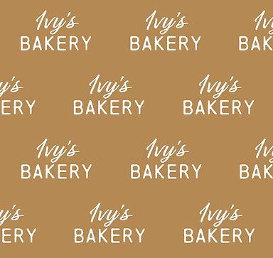 Ivy's Bakery Pattern