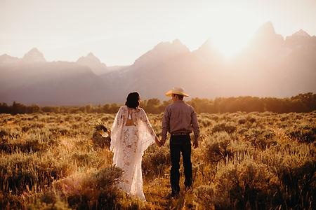 Grand Teton Elopement
