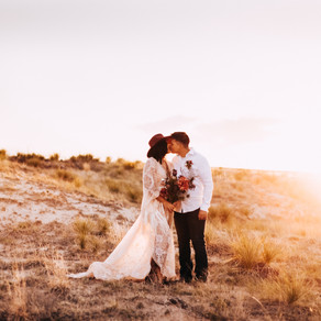 Ana & Val's Colorado Elopement