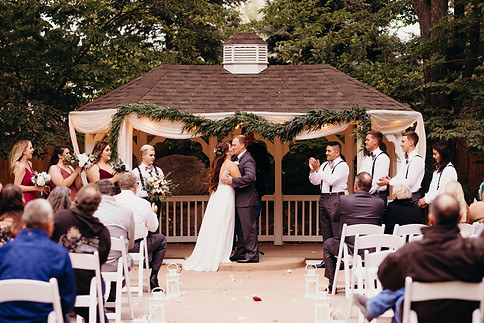 Tapestry House Weding