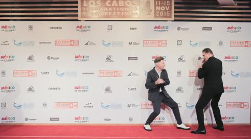 Jared Leto y Liam Neeson