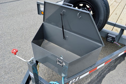 PJ B5 TONGUE BOX