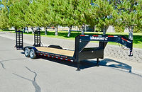 Diamond C EDU Gooseneck Lowboy