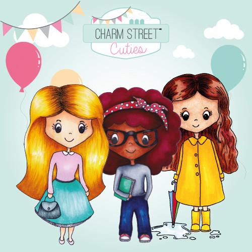 Charm Street Cuties