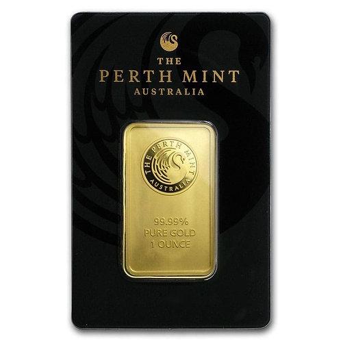 1 Oz. Gold Perth Mint
