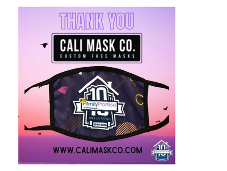 THANK YOU, CALI MASK CO.