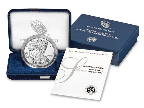 American Eagle Silver Proof