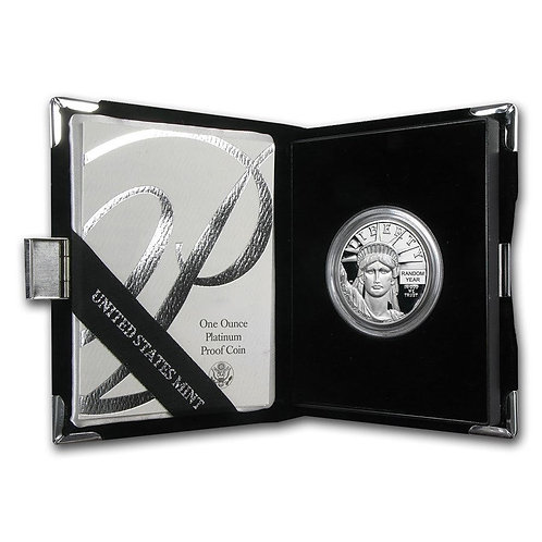 1 Oz. Proof Platinum Eagle