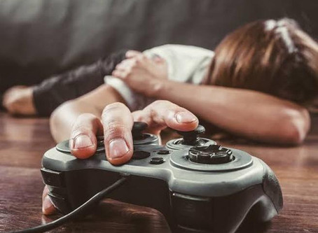 La Dipendenza da Videogiochi