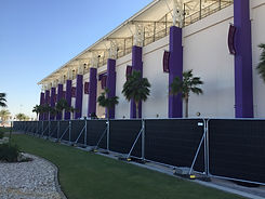 Fencing and Barriers Dubai