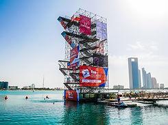 Water Strucutres, Dubai, Abu Dhabi