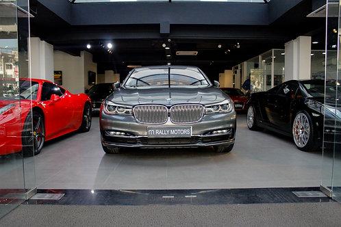 2017 BMW 750 LI