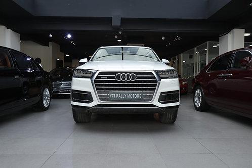 2016 Audi Q7 Technology